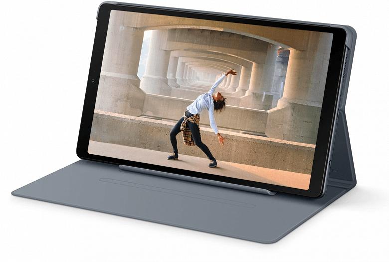 Samsung Galaxy Tab A7 Lite показали со всех сторон (2 2)