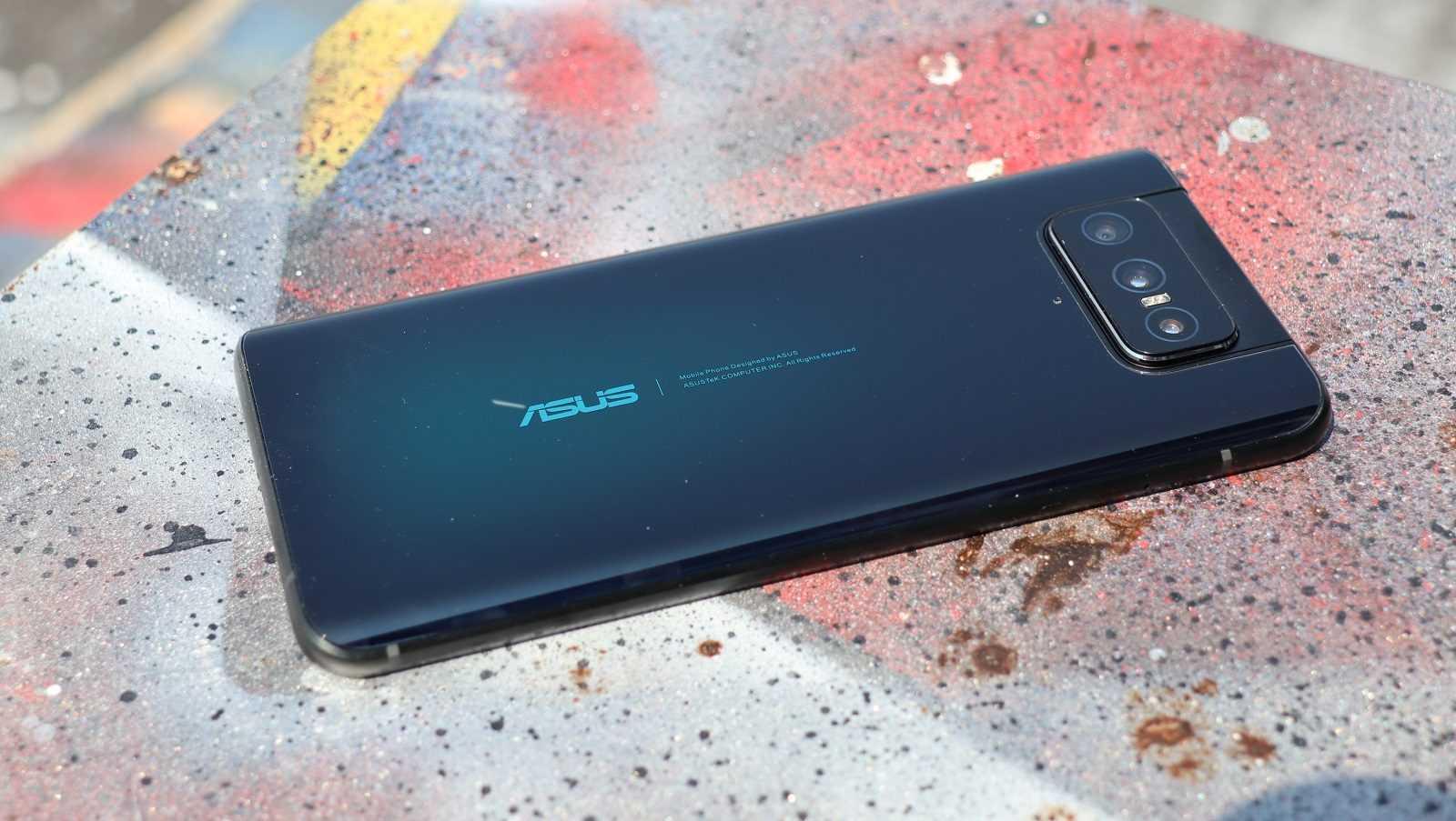 Цены на Asus Zenfone 8 раскрыты перед анонсом (240805 o)