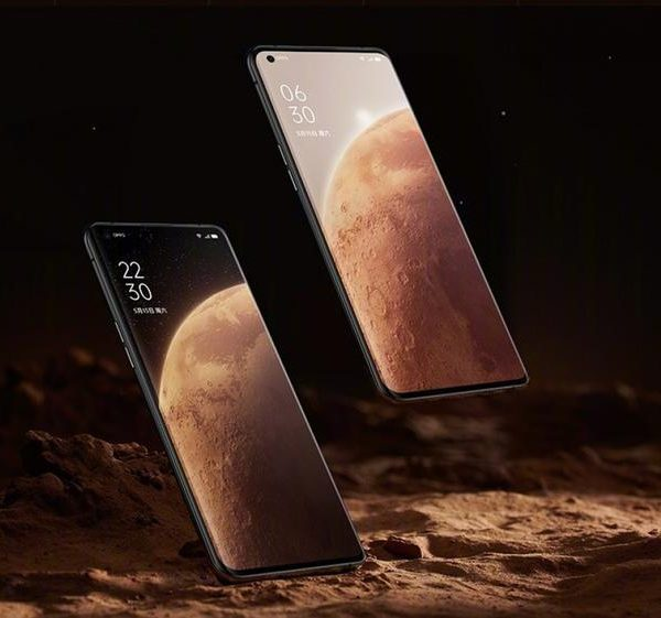 OPPO Find X3 Pro Mars Exploration Edition