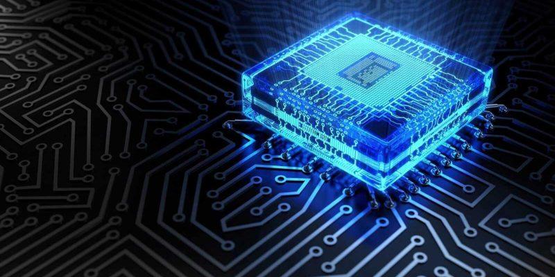 В сети появилась первая информация о Whitechapel, новом чипе от Google для Pixel 6 (3d computer chip hd wallpapers)