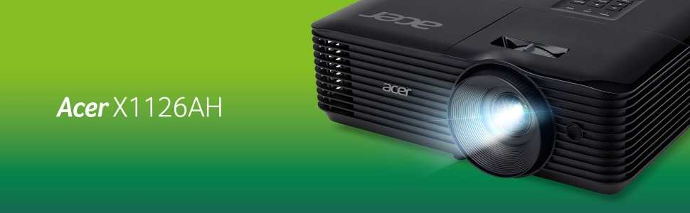 Acer представила новый проектор Acer X1328WH (63b3c51e 3eeb 44dc 8d89)