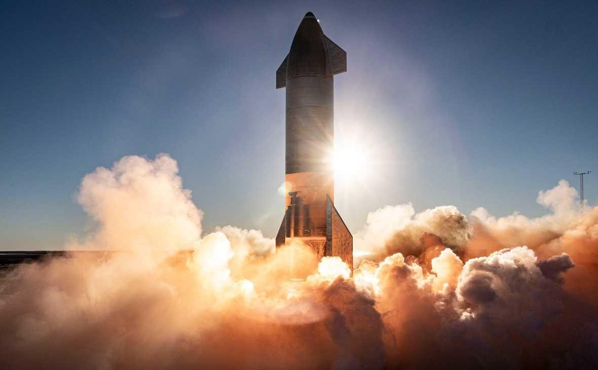 Илон Маск впервые запустит Starship из Техаса на Гавайи (756123233118925)