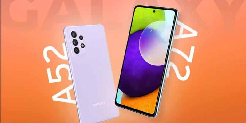 Смартфоны Samsung Galaxy A52 и A72 задерживаются из-за нехватки полупроводников (a72 a52)