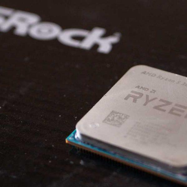 AMD RYZEN ASrock