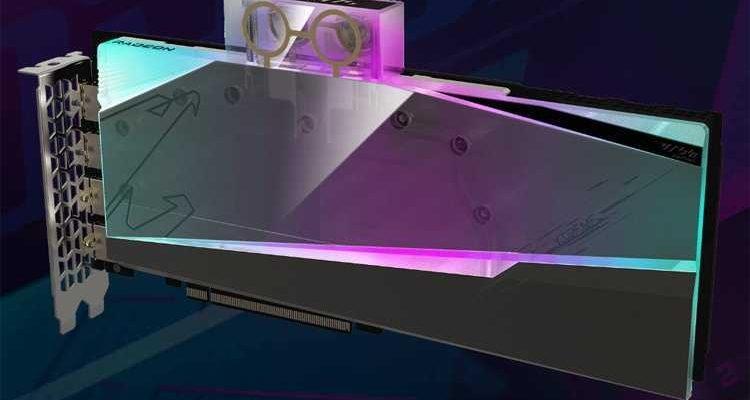 Gigabyte представила видеокарту Aorus Radeon RX 6900 XT с жидкостным охлаждением (ao0)