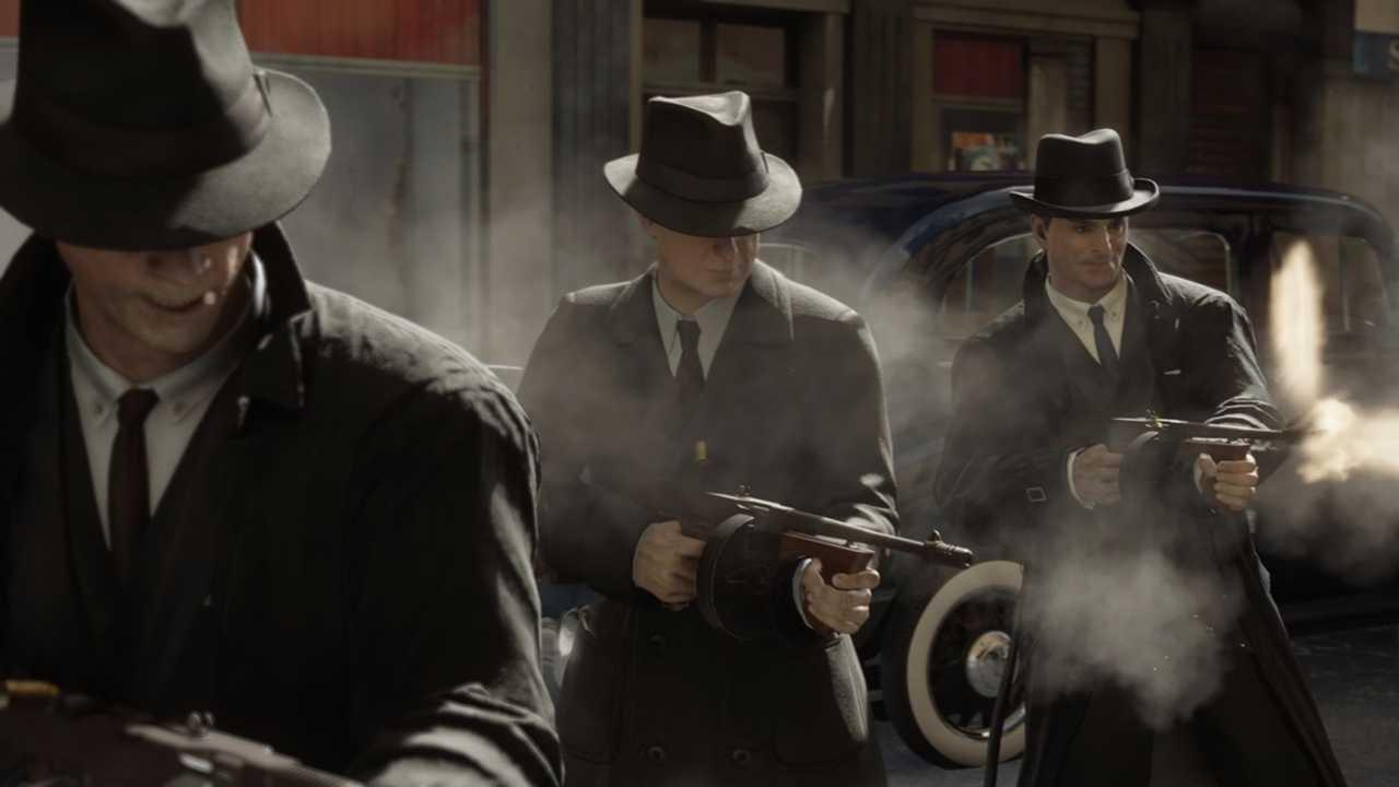 Steam с хорошими скидками распродаёт серию игр Mafia (ec6zdpkrsy8)
