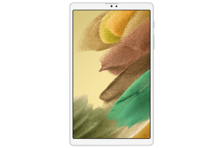 Samsung выпустила Galaxy Tab S7 FE и Galaxy Tab A7 Lite (galaxy tab a7 lite silver front 768x512 1)