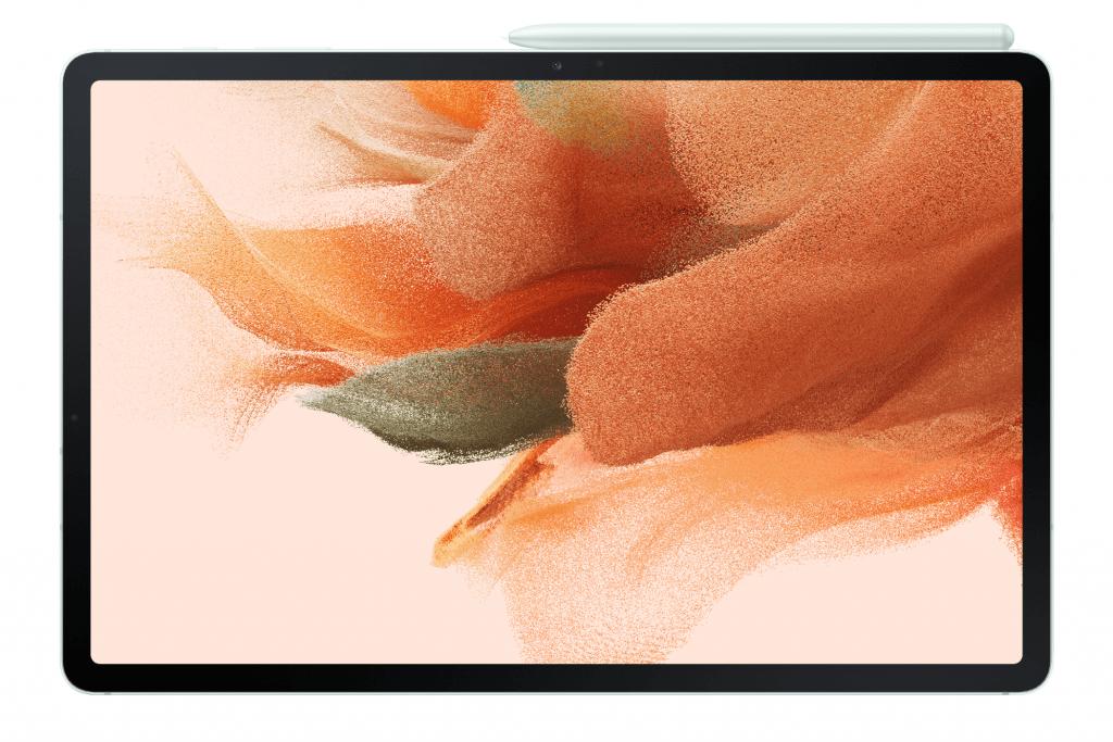 Samsung выпустила Galaxy Tab S7 FE и Galaxy Tab A7 Lite (galaxy tab s7 fe mysticgreen front with s pen 3 1024x683 1)