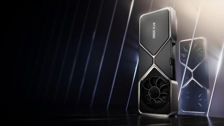 Nvidia официально представила видеокарты GeForce RTX 30 Lite Hash Rate с защитой от майнинга (geforce ampere 3080 kv cropped 1280x720 large 2)