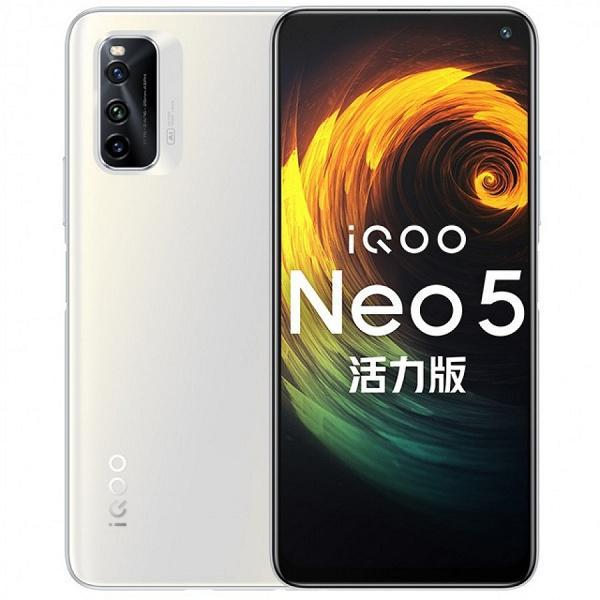 Представлен смартфон Vivo iQOO Neo5 Lite (gsmarena 007 large)