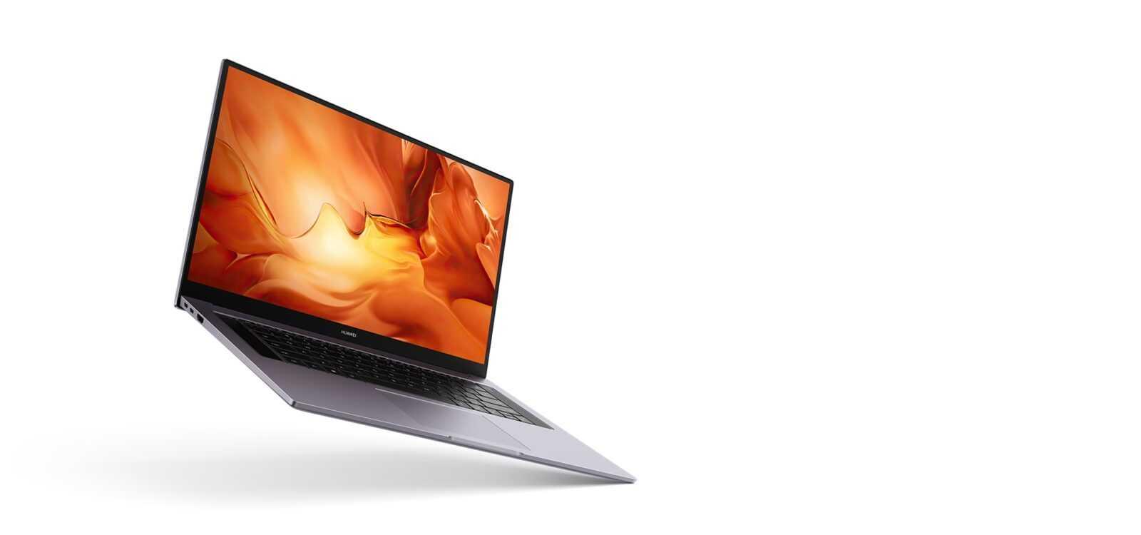 Huawei представила ноутбук Huawei MateBook 16 (huawei matebook d 16 amd 2021 wallpaper)