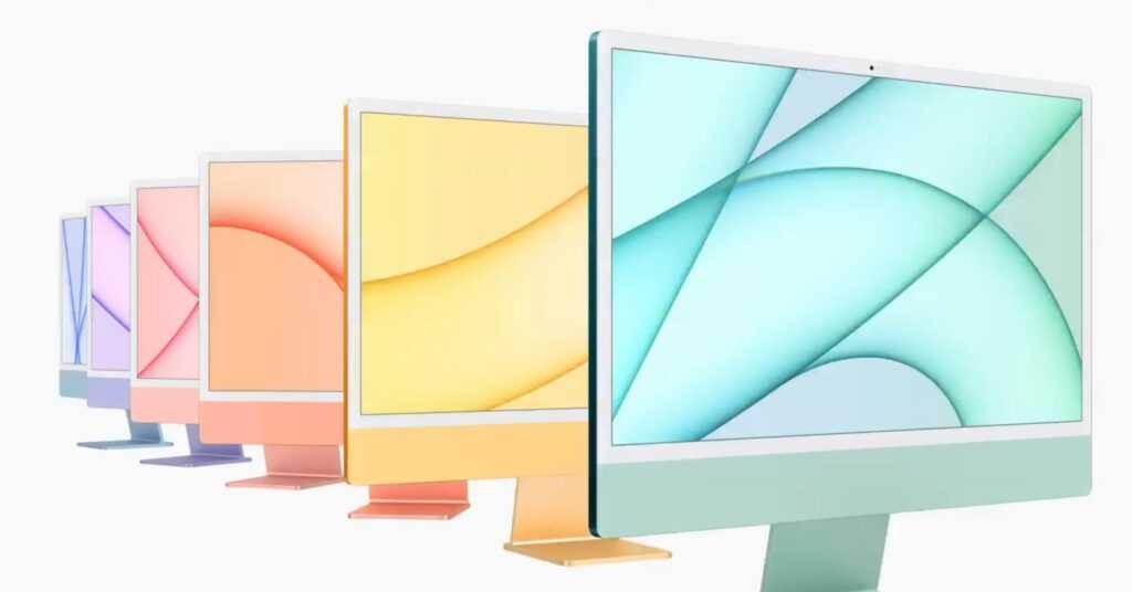 iMac, iPad Pro и Apple TV 4K появятся в магазинах в пятницу, 21 мая (imac m1 1024x536 1)