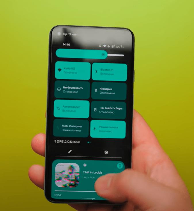 Обзор Android 12: отличный дизайн, улучшенная безопасность и кое-что общее с iOS (image 21)
