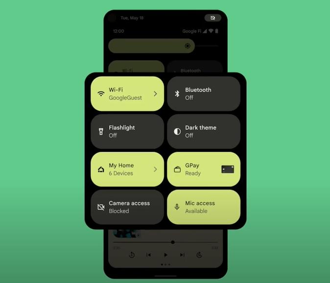 Обзор Android 12: отличный дизайн, улучшенная безопасность и кое-что общее с iOS (image 24)