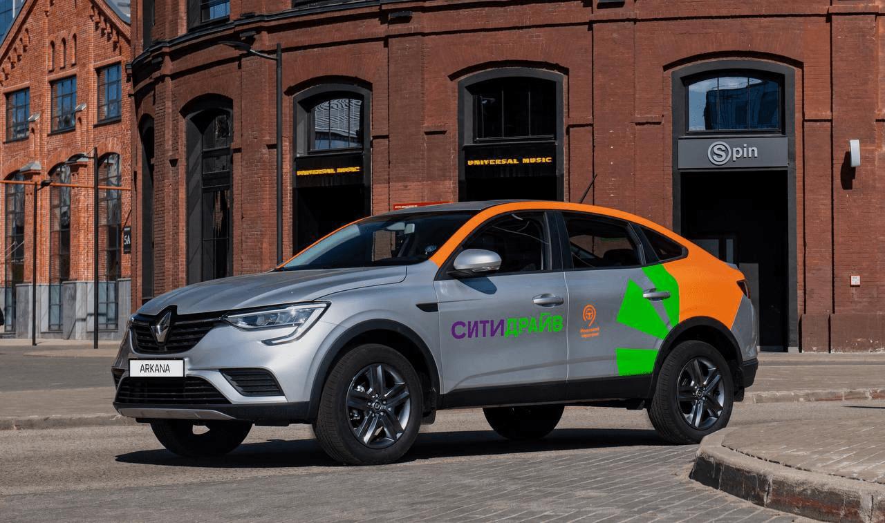 Renault и Ситидрайв начали сотрудничать (image 35)