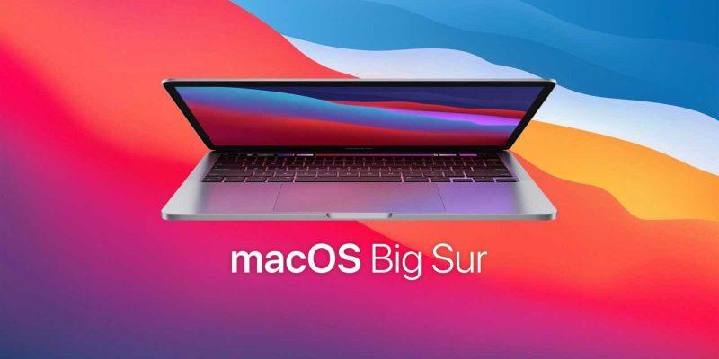 Вышла macOS 11.4 Big Sur. Хакеры больше не смогут делать скриншоты на вашем ПК (macos big sur hero scaled)