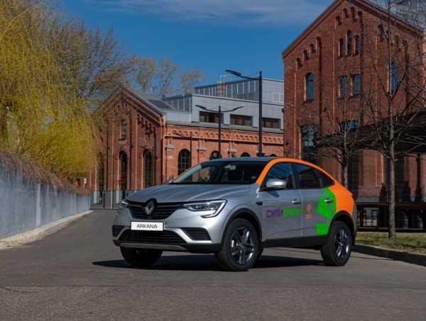 Renault и Ситидрайв начали сотрудничать (mailservice)