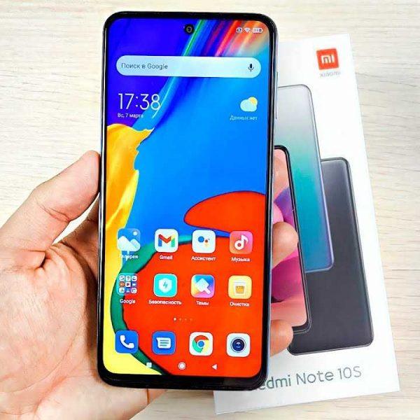 Xiaomi представила смартфон Redmi Note 10S с AMOLED-экраном и чипом Helio G95 (maxresdefault 4)