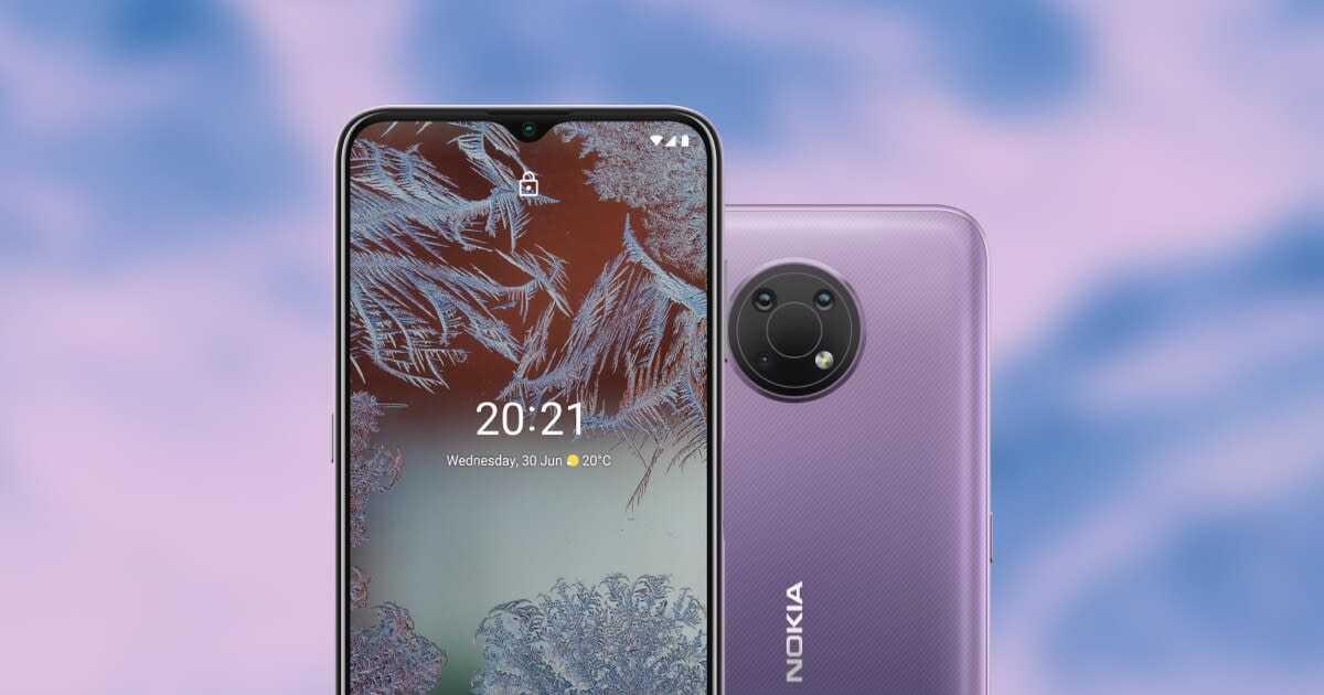 В России начали продаваться смартфоны Nokia C20 и Nokia G10 (nokia g10 og image)