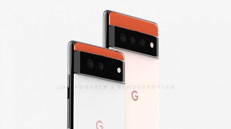 В сети появились рендеры Google Pixel 6 и Pixel 6 Pro. Дизайн действительно впечатляет (photo 2021 05 13 21 52 18 2 large)