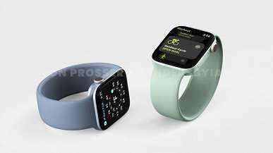 В сети появились качественные рендеры Apple Watch Series 7 в разных цветах (photo 2021 05 19 20 08 31 3 large)