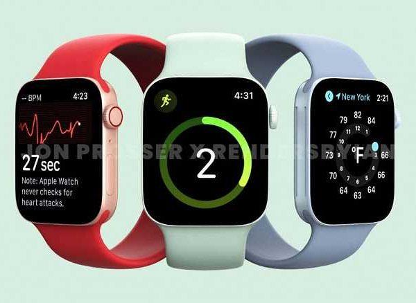 В сети появились качественные рендеры Apple Watch Series 7 в разных цветах (photo 2021 05 19 20 08 31 large)