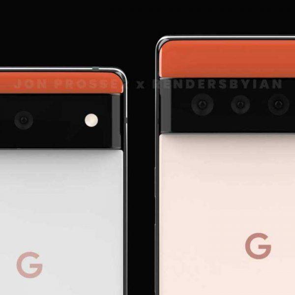 Раскрыты первые подробности камеры смартфона Google Pixel 6 Pro (pixel 6 pixel 6 pro cameras 1280x720 1)
