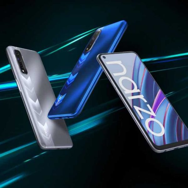 Realme представила смартфон Narzo 30 с большой батареей и экраном 90 Гц (realme narzo 30)
