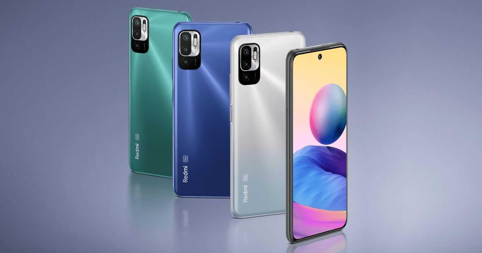 Лучшие доступные смартфоны первого квартала 2021 года (redmi note 10 5g aliexpress scaled)