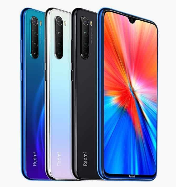 Xiaomi раскрыла стоимость Redmi Note 8 2021 (redmi note 8 2021 1 1 1)