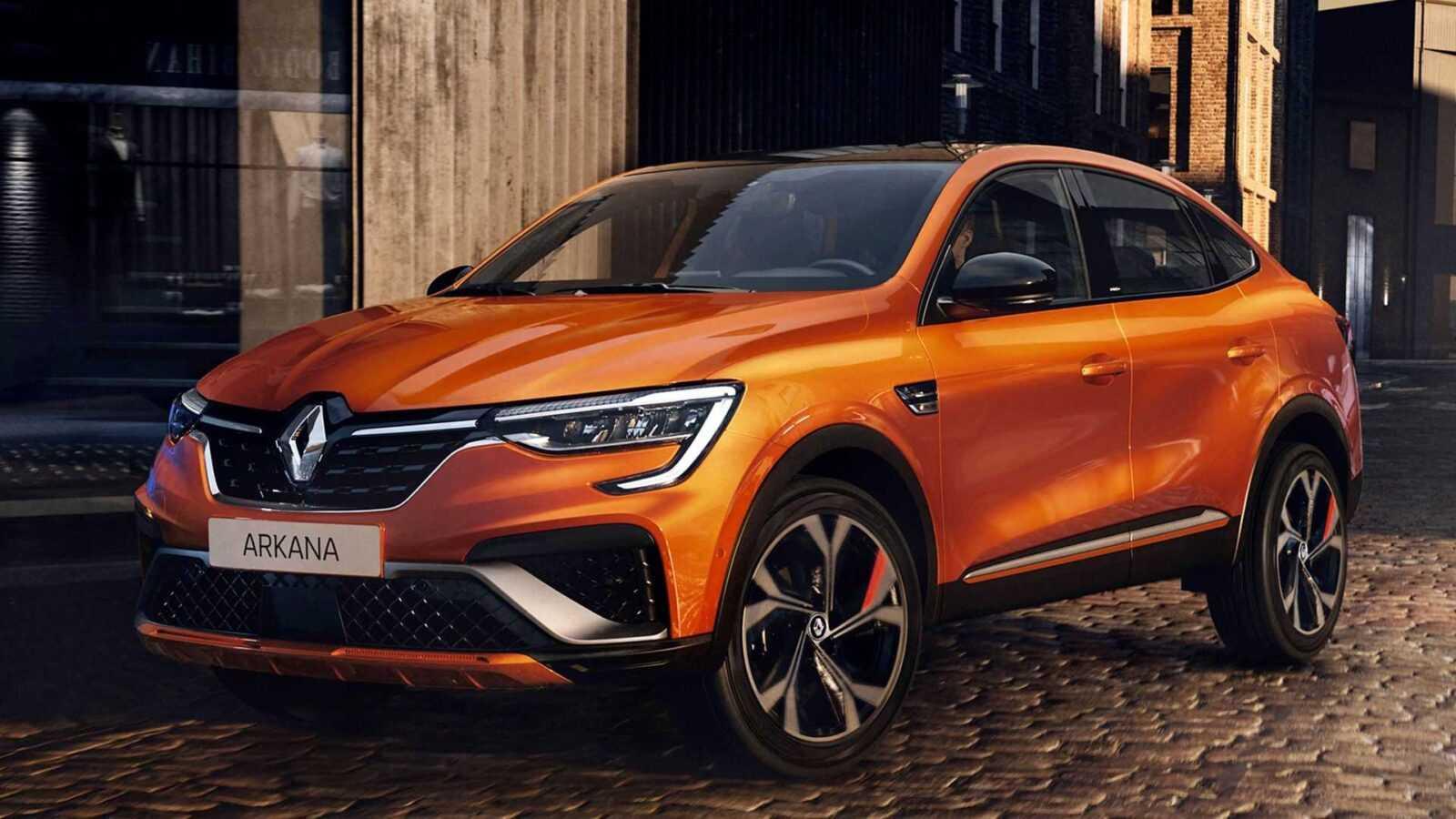 Renault и Ситидрайв начали сотрудничать (renault arkana 2020)