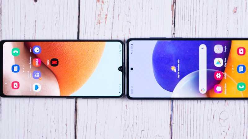 Обзор Samsung Galaxy A32 и A72: как делать надо и как не надо (samsung galaxy a32 a72 104)