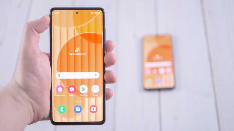 Обзор Samsung Galaxy A32 и A72: как делать надо и как не надо (samsung galaxy a32 a72 202)