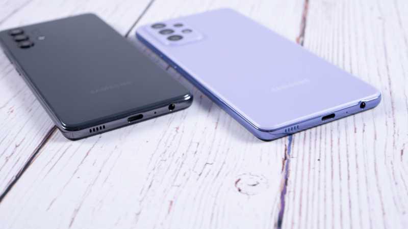 Обзор Samsung Galaxy A32 и A72: как делать надо и как не надо (samsung galaxy a32 a72 96)