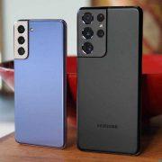 Смартфоны Samsung серии Galaxy S продаются со скидками до 10 тысяч рублей (samsung galaxy s21 and s21 ultra 1280x720 1)