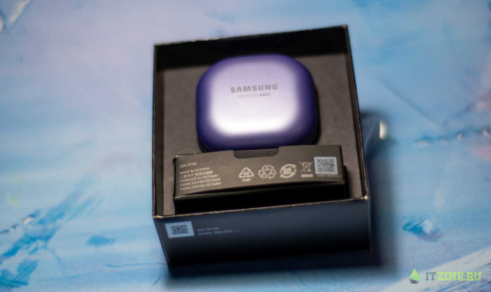Обзор наушников Samsung Galaxy Buds Pro: звук со стилем (samsung earbuds pro 02)