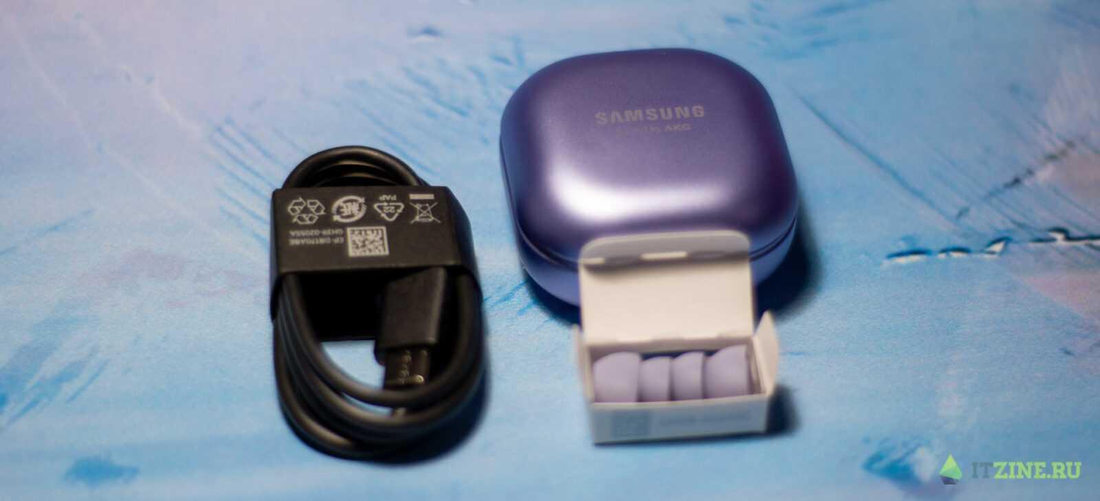Обзор наушников Samsung Galaxy Buds Pro: звук со стилем (samsung earbuds pro 03)