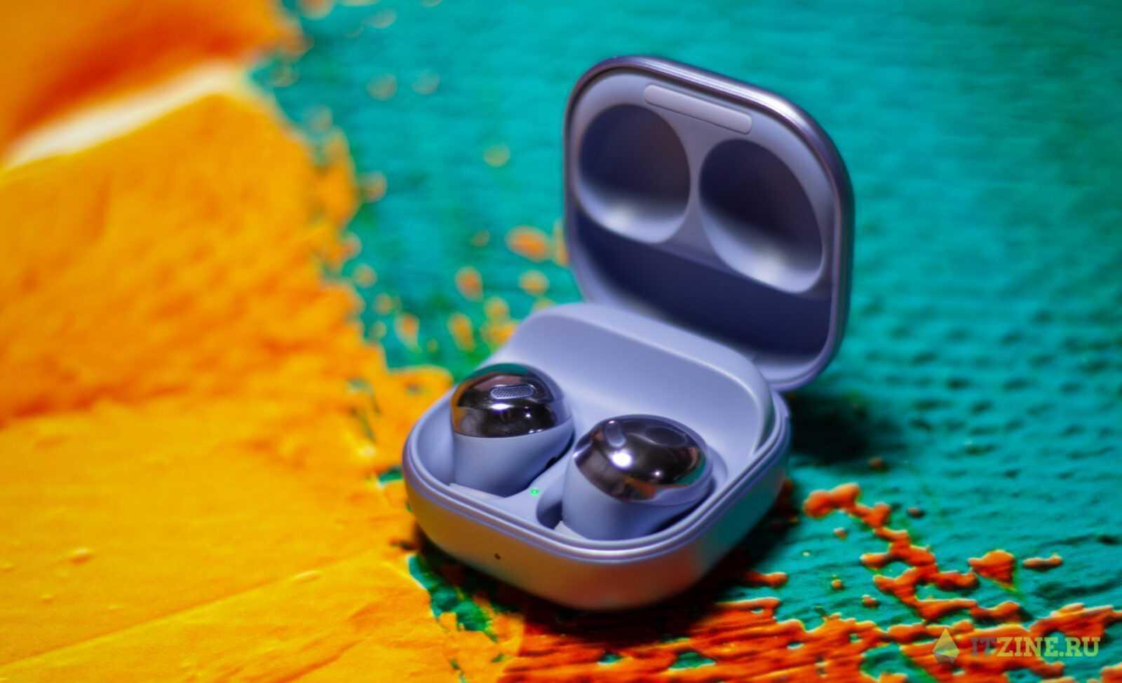 Обзор наушников Samsung Galaxy Buds Pro: звук со стилем (samsung earbuds pro 05)