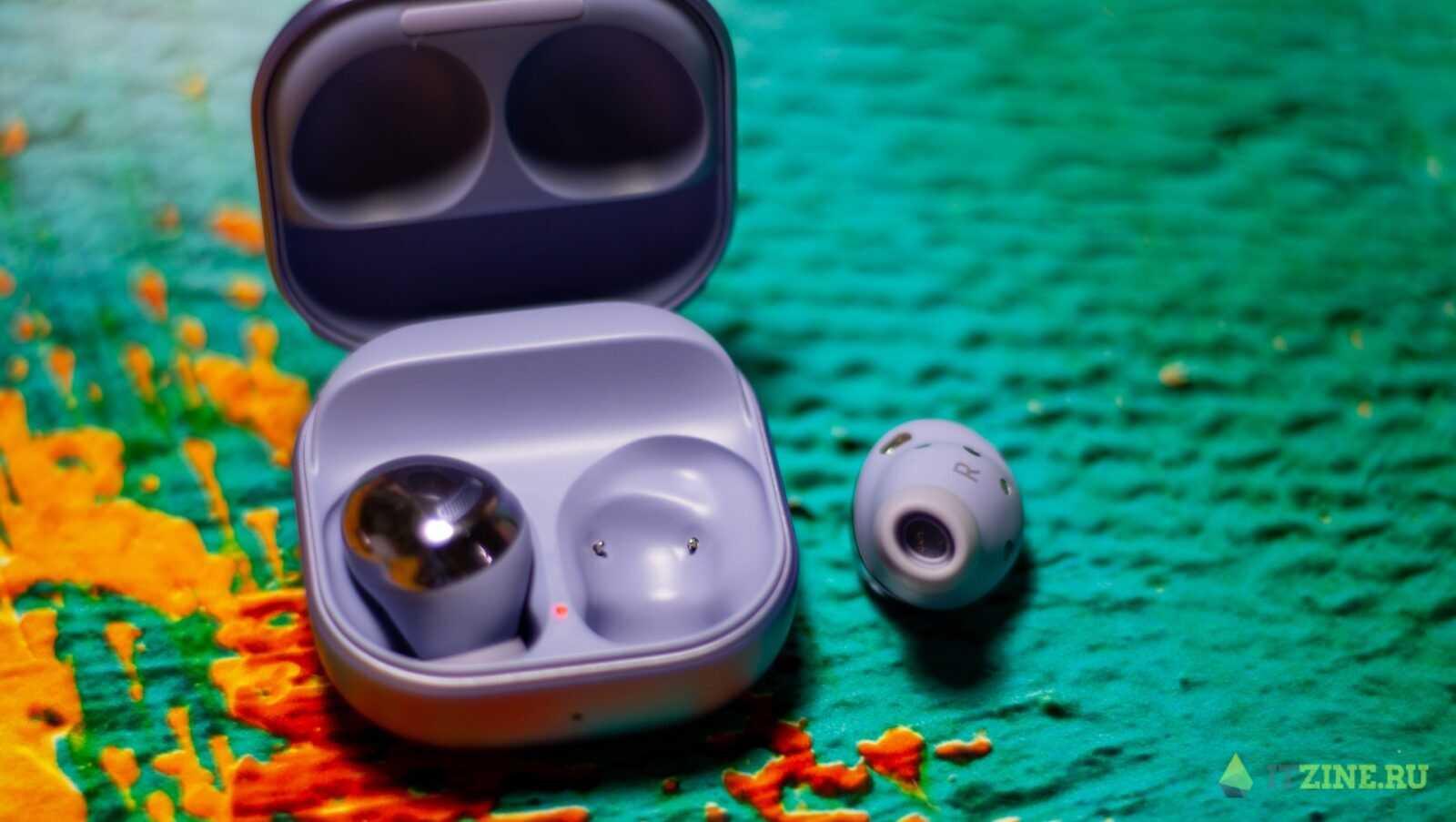 Обзор наушников Samsung Galaxy Buds Pro: звук со стилем (samsung earbuds pro 11)