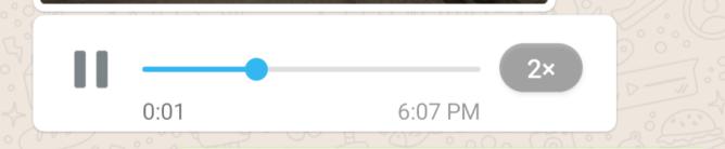 Теперь в WhatsApp можно ускорять голосовые сообщения (screenshot 20210422 183545 whatsapp 668x138 1)