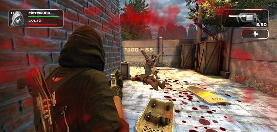 Обзор Slaughter 3: Мятежники, как вернулась любовь к мобильным играм 18+ (slaughter 3 260)