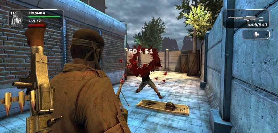 Обзор Slaughter 3: Мятежники, как вернулась любовь к мобильным играм 18+ (slaughter 3 284)