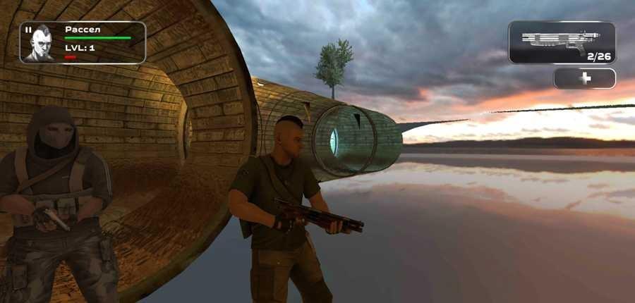 Обзор Slaughter 3: Мятежники, как вернулась любовь к мобильным играм 18+ (slaughter 3 67)