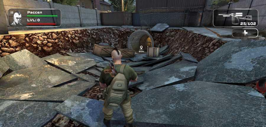 Обзор Slaughter 3: Мятежники, как вернулась любовь к мобильным играм 18+ (slaughter 3 9)