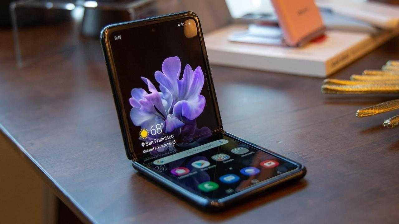 Samsung планирует продать 7 миллионов складных смартфонов к концу 2021 года (vsyo chto nuzhno znat o samsung galaxy z flip 5g 1)
