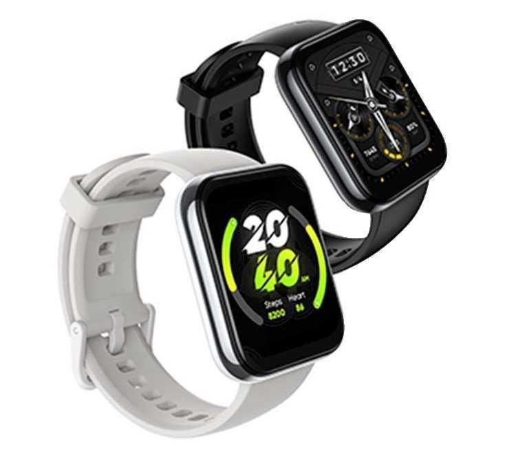Бренд Realme представила умные наручные часы Watch 2 Pro с поддержкой 90 спортивных режимов за $70 (watch1)