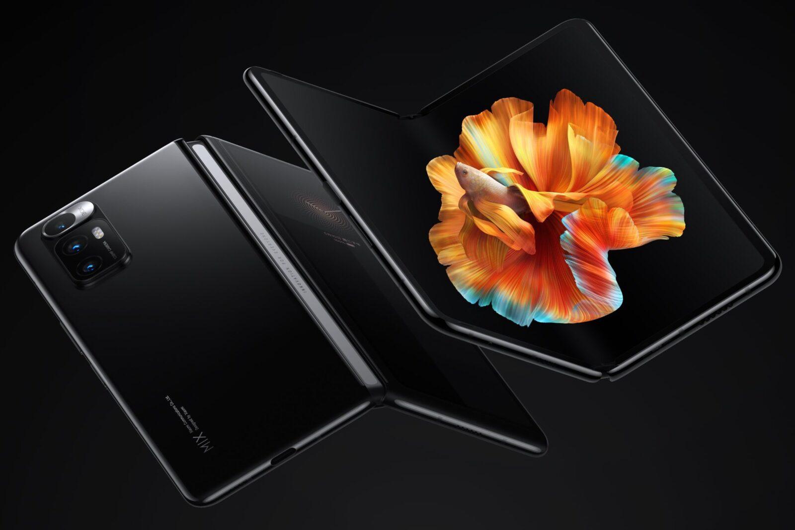 Самые интересные смартфоны первой половины 2021 года (xiaomi mi mix fold featured a)