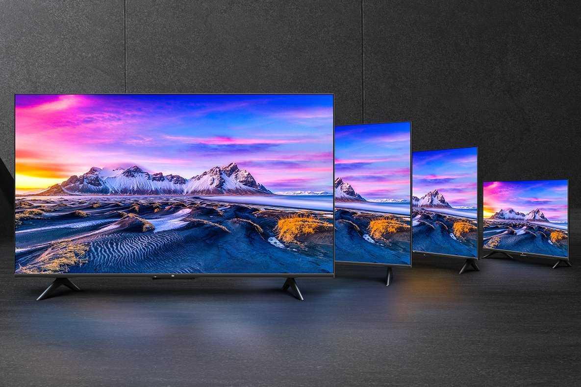 Представлены телевизоры Xiaomi Mi TV P1: новый пульт, HDMI 2.1, Dolby Vision и многое другое (xiaomi mi tv p1 series featured)