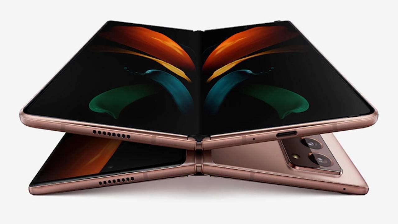 Galaxy Z Fold 3 и Z Flip 3 уже начали производить (001 z fold2 mysticbronze dynamic galleryimage pc 1280x720 1)