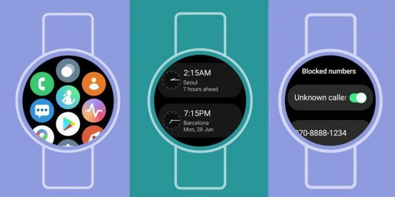 MWC 2021: Samsung показала новый интерфейс для носимых устройств One UI Watch (0dbee636c52a6c1e4fa3258cf8abc680)